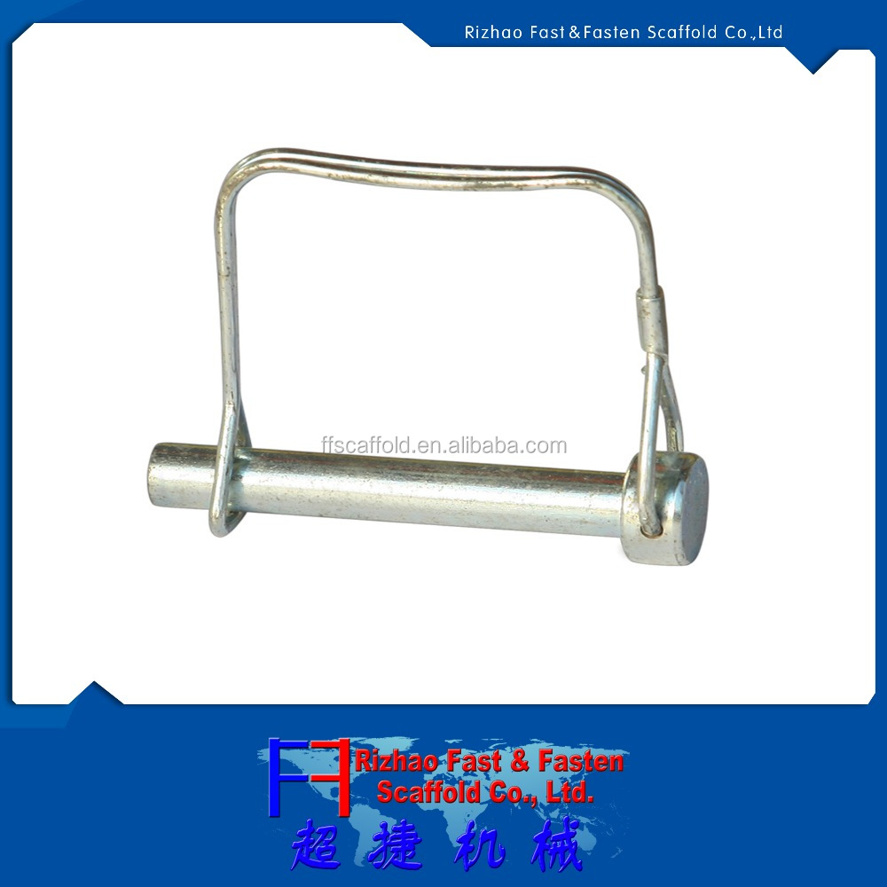 Galvanized Scaffolding Joint Locking Pin For System Frames