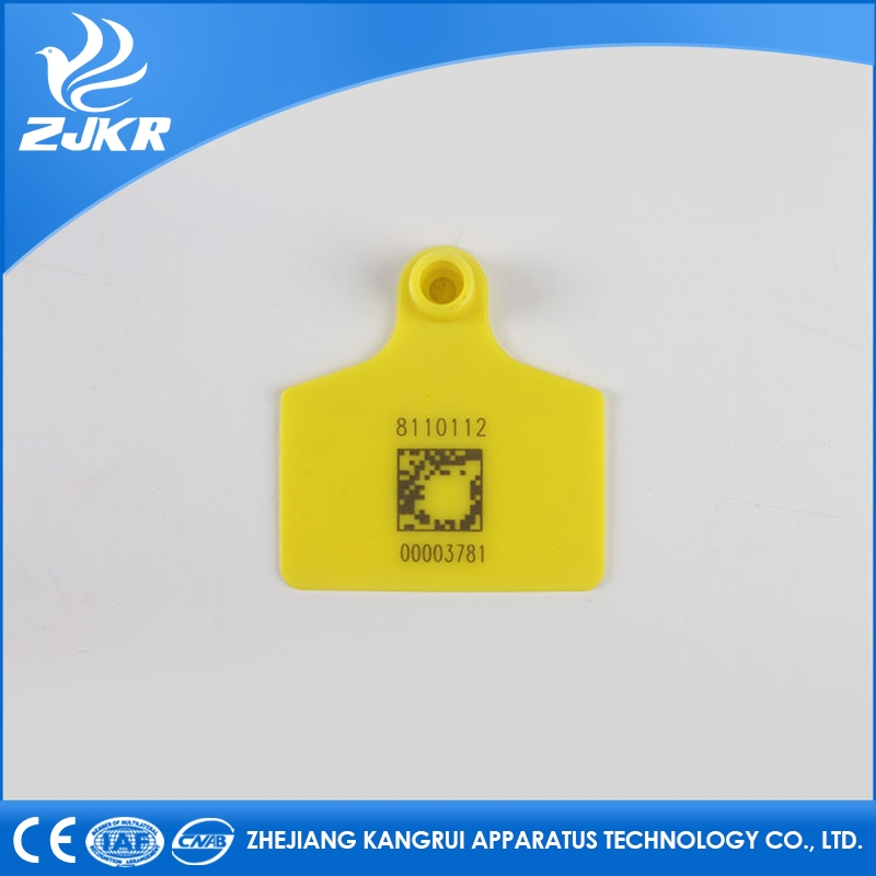 PET products manufacturer Top quality Animals plastic ear tag marking