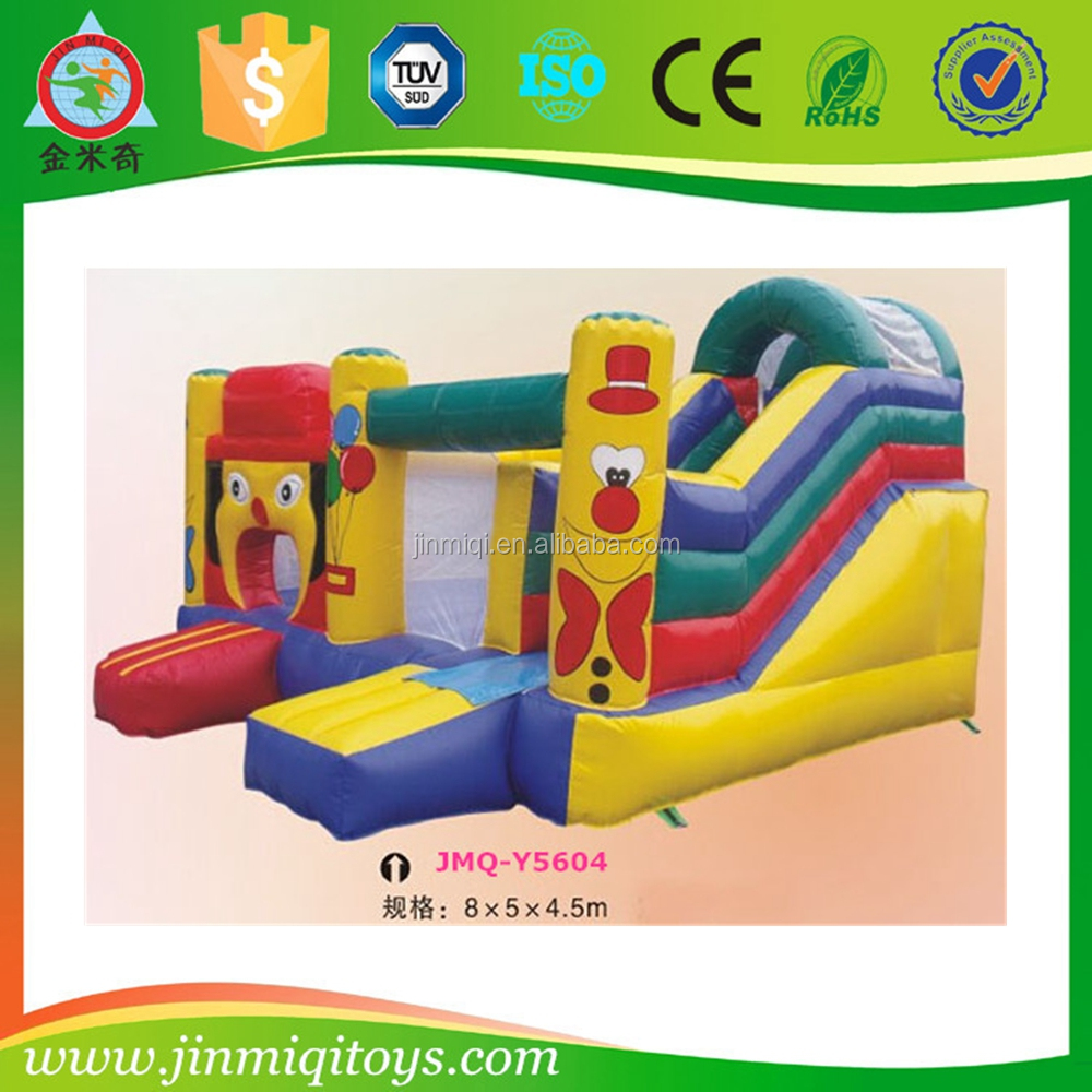 China bouncy castles inflatables with jumping castle repair kits