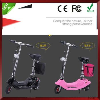 Motor Power 350W disability electric golf scooter