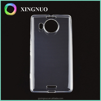 Transparent Ultra Thin Silicone Cover Mobile Phone Case for Microsoft Lumia 950XL