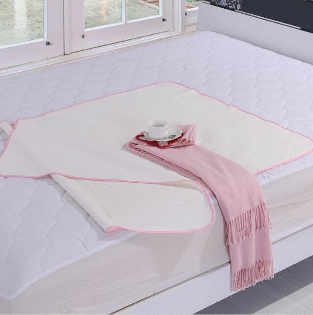 Waterproof Cotton Terry Diaper Bed Sheet