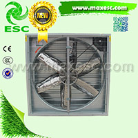 Big airflow/Large airflow wall/window mounted exhaust fan warehouse cooling exhaust fan