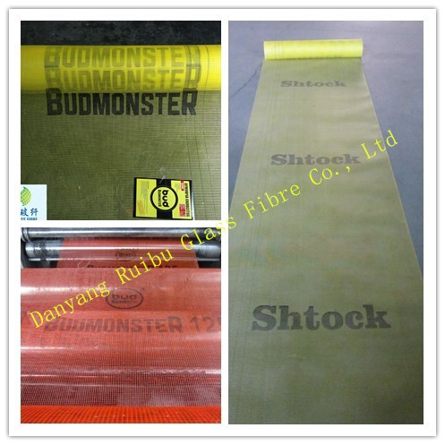 Cheap and high strength glass fiber mesh for plastering / wall plastering materials