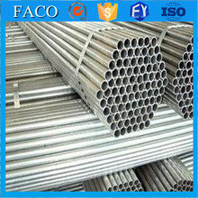 FACO Steel Group galvanized steel pipe construction of green house double random length pipe