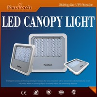 PanaTorch private design good heat dissipation design Led canopy light UL SAA approved 5 years warranty Auto dimming
