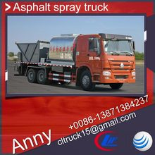 howo 12ton asphalt pothole repair truck,asphalt tank truck for sale