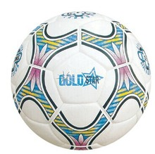 PU PVC Synthetic Leather Hand Stitched Training Soccer Ball / Football PVC hand stitched match football&soccer ball