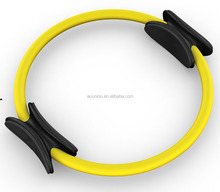 "14"" Pilates Ring Exercise Ring Dual Grip Fitness Toning Ring Magic Circle"