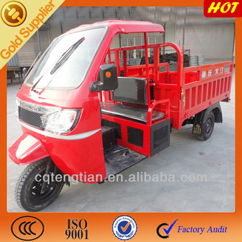 Adult Cargo Three Wheeler Tricycle for Sale