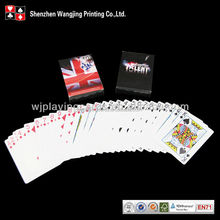 excellent printing playing cards, trading card printing