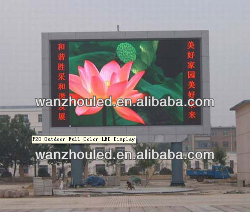 P16 LED Billboard/Digital Billboard//LED Video Wall/LED Sign,cheap Price!!!