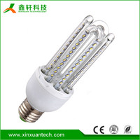 China Factory cheap price U shape 12w energy saving corn led light