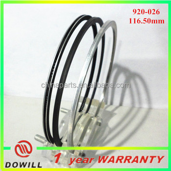 116.50 mm piston rings, 920-026 piston ring kit, engine components