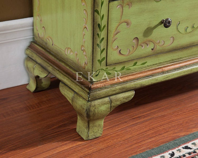 French Country Wood Drawer Chest Multi Drawer Wood Chest Old Fashioned Chest Of Drawers