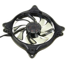 New 120MM 12V <strong>RGB</strong> LED Light PC CPU Cooler Fan Heatsink Computer Case Cooling Fan Radiator 3pin <strong>RGB</strong> Adjustable LED Light Colorful