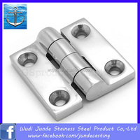 stainless steel 304/316 mirror cabinet door hinge