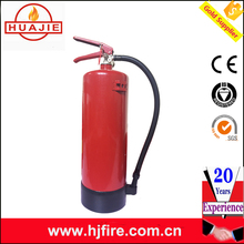 BSI 6Kg Dry Chemical Powder Fire Extinguisher Fire Fighting System