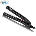 2017 Custom private label small fast selling items Mini cute hair straightener with led indicator