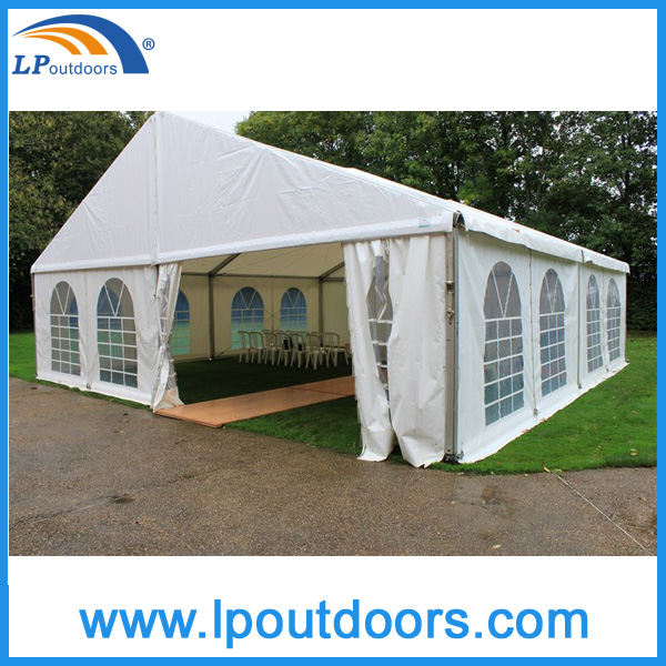 10x10m marquee party tent with 100 seater