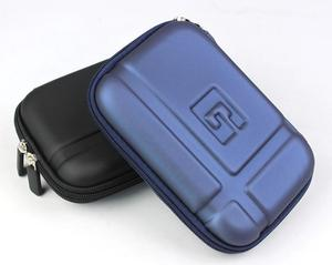 Goods in stock durable eco-friendly blue hard eva gps tracker case