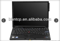 X60s Used Electronic Second Hand cheap Laptop 1.66ghz Intel Dual Core Duo 1gb 80gb Ultralight Stock