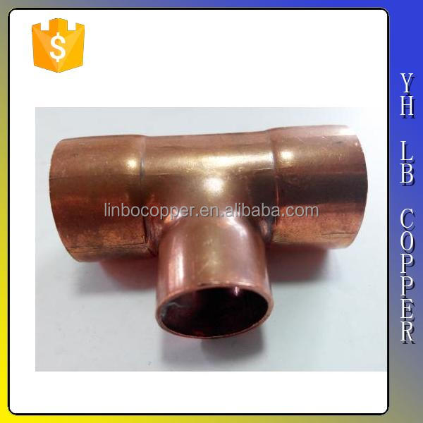 LB-Guten Top good selling customized 59 forged copper/brass pipe fitting 22.5 degree elbow