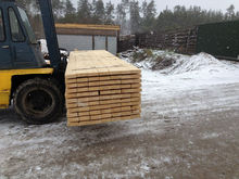 White wood sawn timber from Ukraine (pine timber)