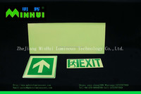 Luminous aluminum sheet/Photoluminescent aluminum board/photoluminescent aluminum plate