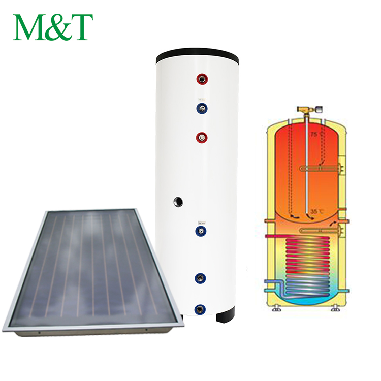 New Design Solar Hot Water Tank All In One Hot Water Tank
