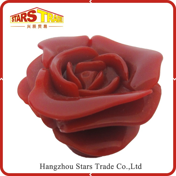 2017 hot sale flower shaped perfume cap