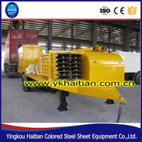 Sheet Building Arch Color Steel Plate Machine