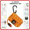 outdoor emergency rescue tool /road kit