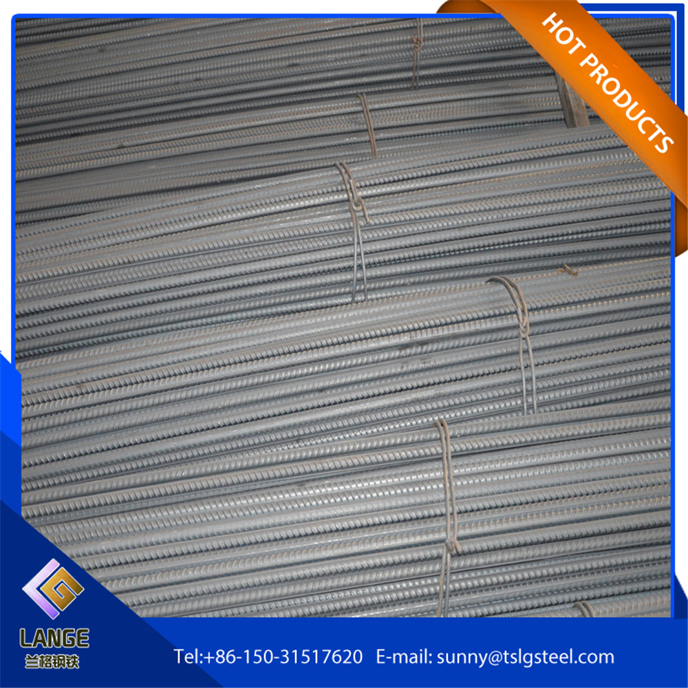 steel TMT bar rebar iron rods for construction