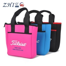 New design neoprene BSCI directly factory wine insulated cooler bag for party