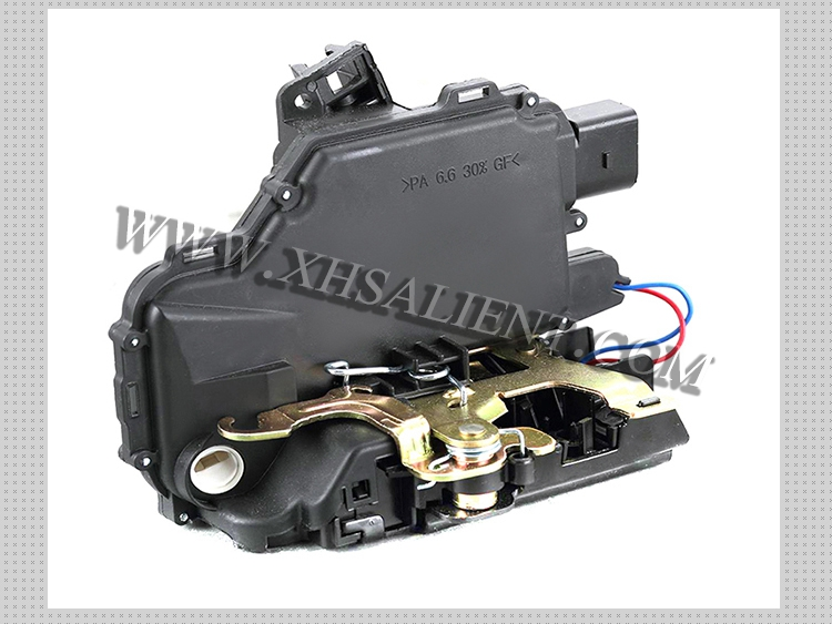 Promotional car door part 3B1837016A auto lock actuator for sale
