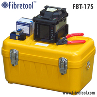 Fiber Optic Equipment Kit With Fiber