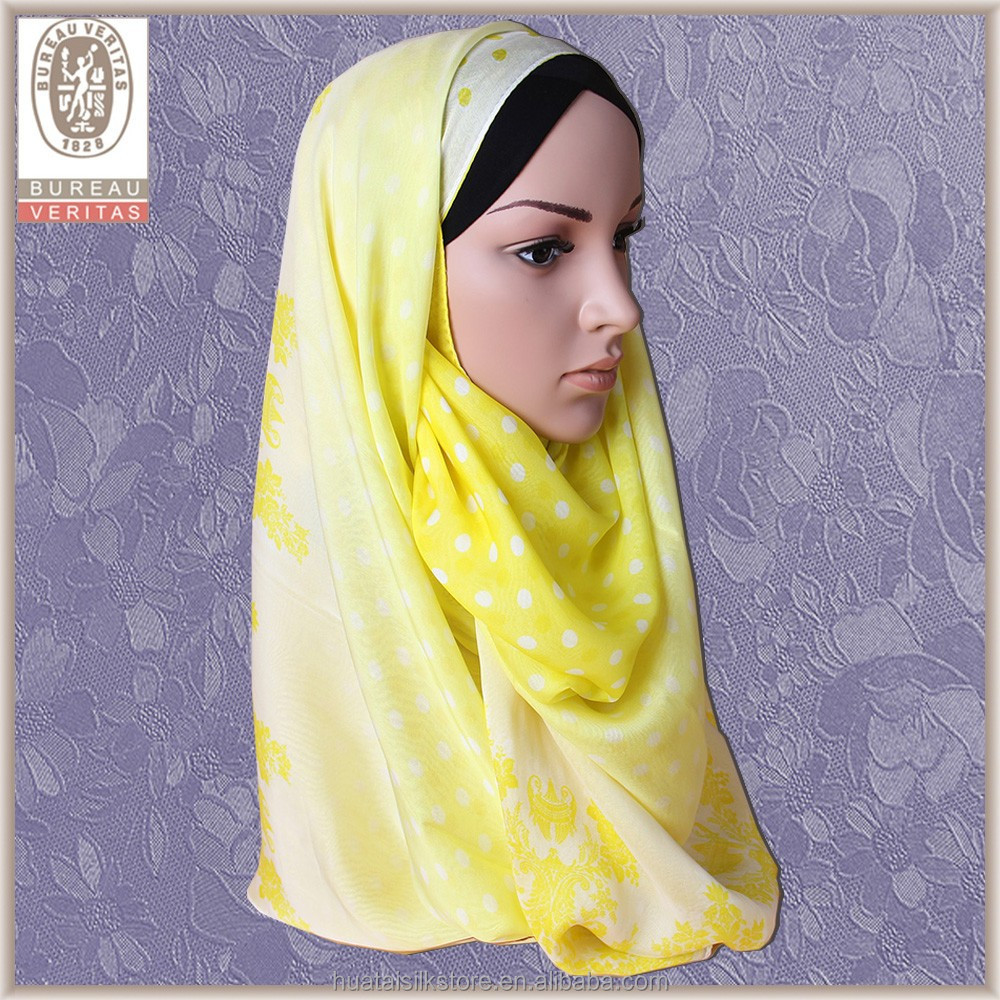 new 2014 brand fashion one piece flower muslim hijab islamic hijab