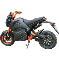 Off Road High Performance Scooter Electric Motorcycle