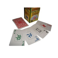 Mahjong Playing Cards, Mahjong Poker Cards With Pro Service