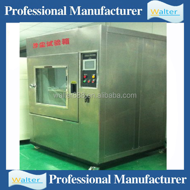 iec60529 Sand/dust Test Chamber For Environment Testing