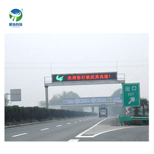 factory price high quality double sided movies outdoor led sign board price