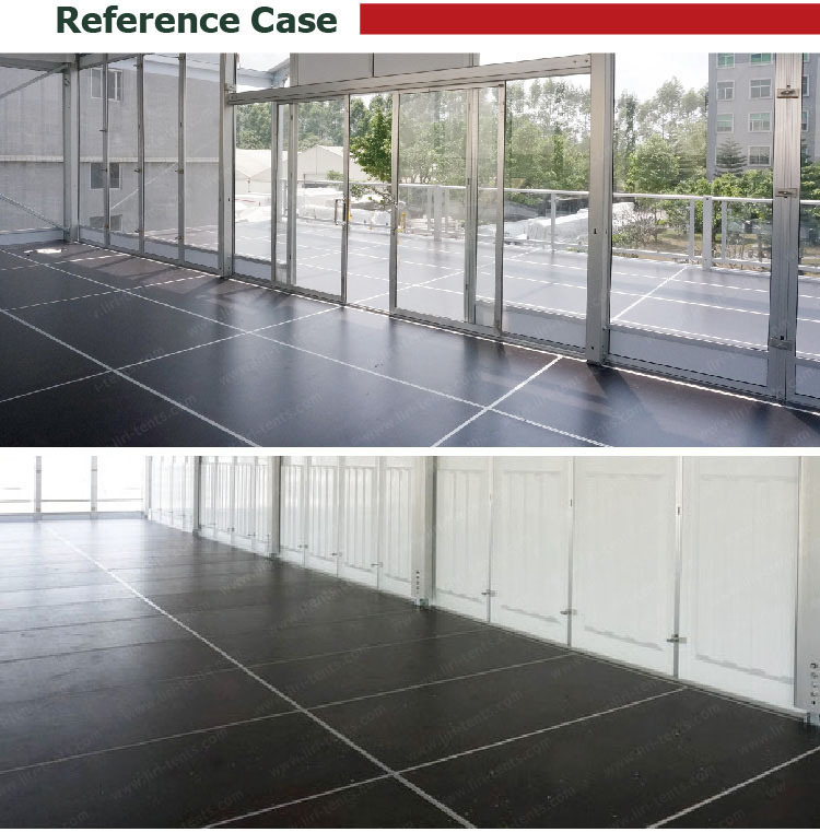 Flooring For Outdoor Parties : Timber tent cassette flooring system for outdoor party