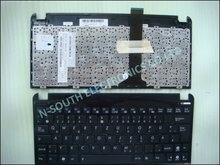 Original Greman Notebook Teclado for Asus eee x101 x101c de Teclado with Top case