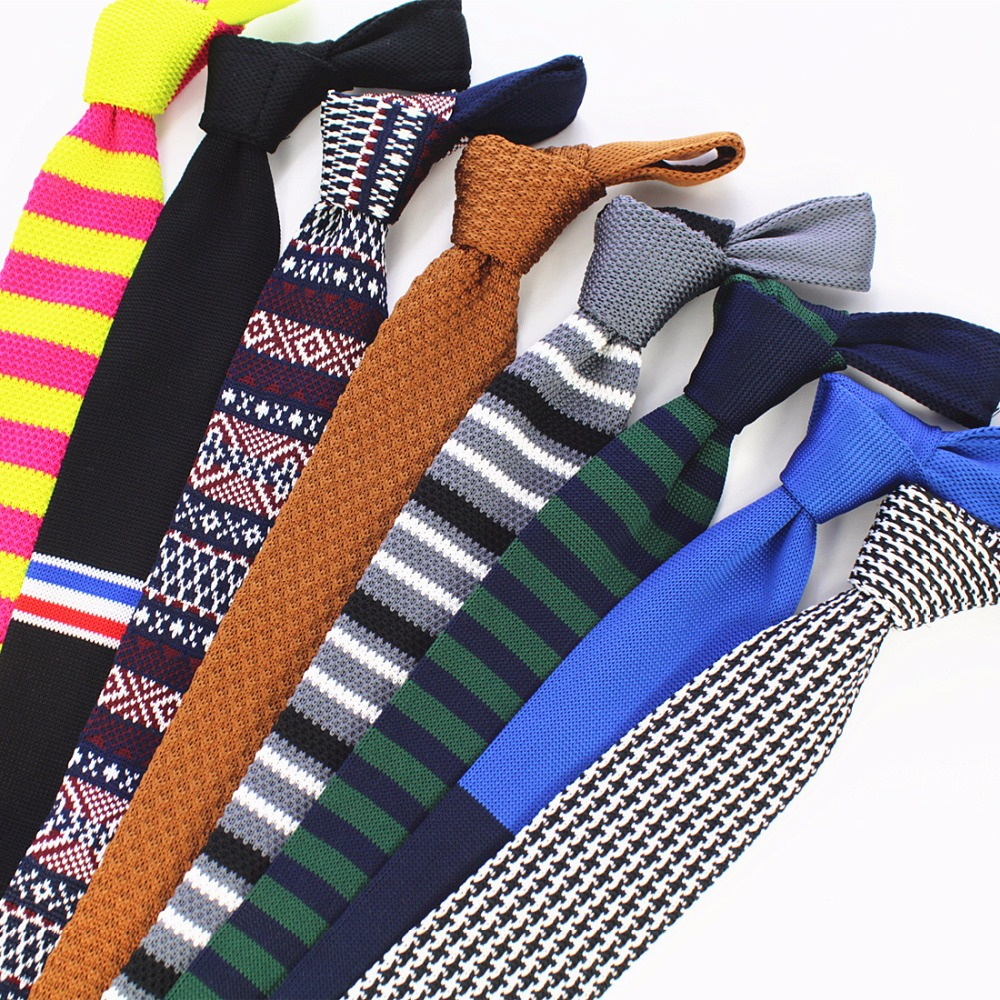 17 designs wholesale business knitted <strong>tie</strong> for men