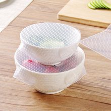 Hot Sale Reusable Plstic Film Paper Food Grade Silicone Food Wraps