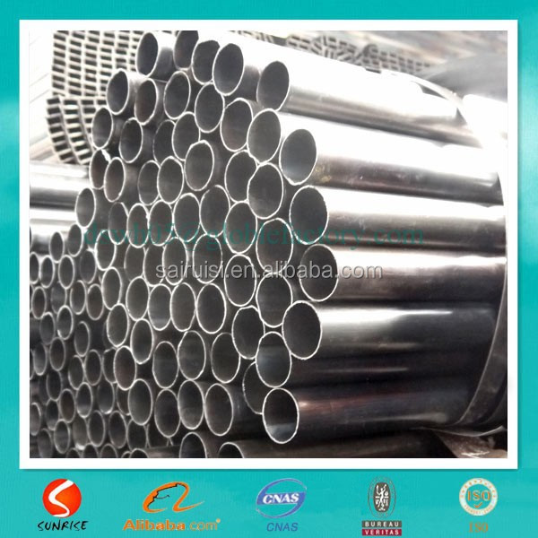 Astm a500 erw welded carbon steel greenhouse tubes