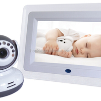 Wireless Baby Monitor 2 4G Digital