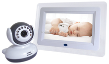Wireless Baby Monitor 2.4G Digital LCD 7.0inch big Monitor