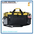 Good Design Travelling Black Gym Sports Bags